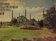 Vintage  #2 Istanbul Telephone Directories