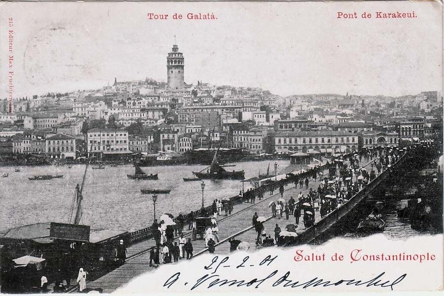 galata postcards1