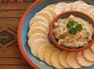Guest Blogger: VegFusion's Eggplant Dip Recipe