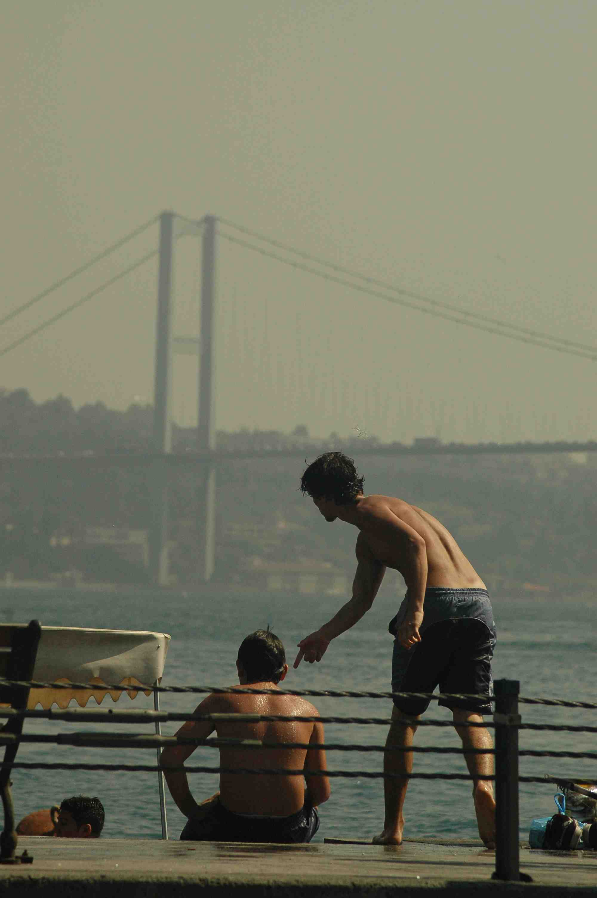 Bosphorus boys