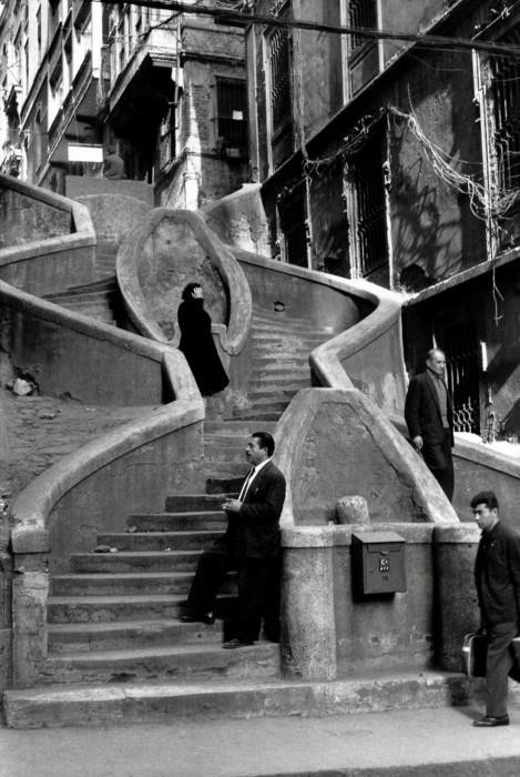 Camondo Stairs of Galata