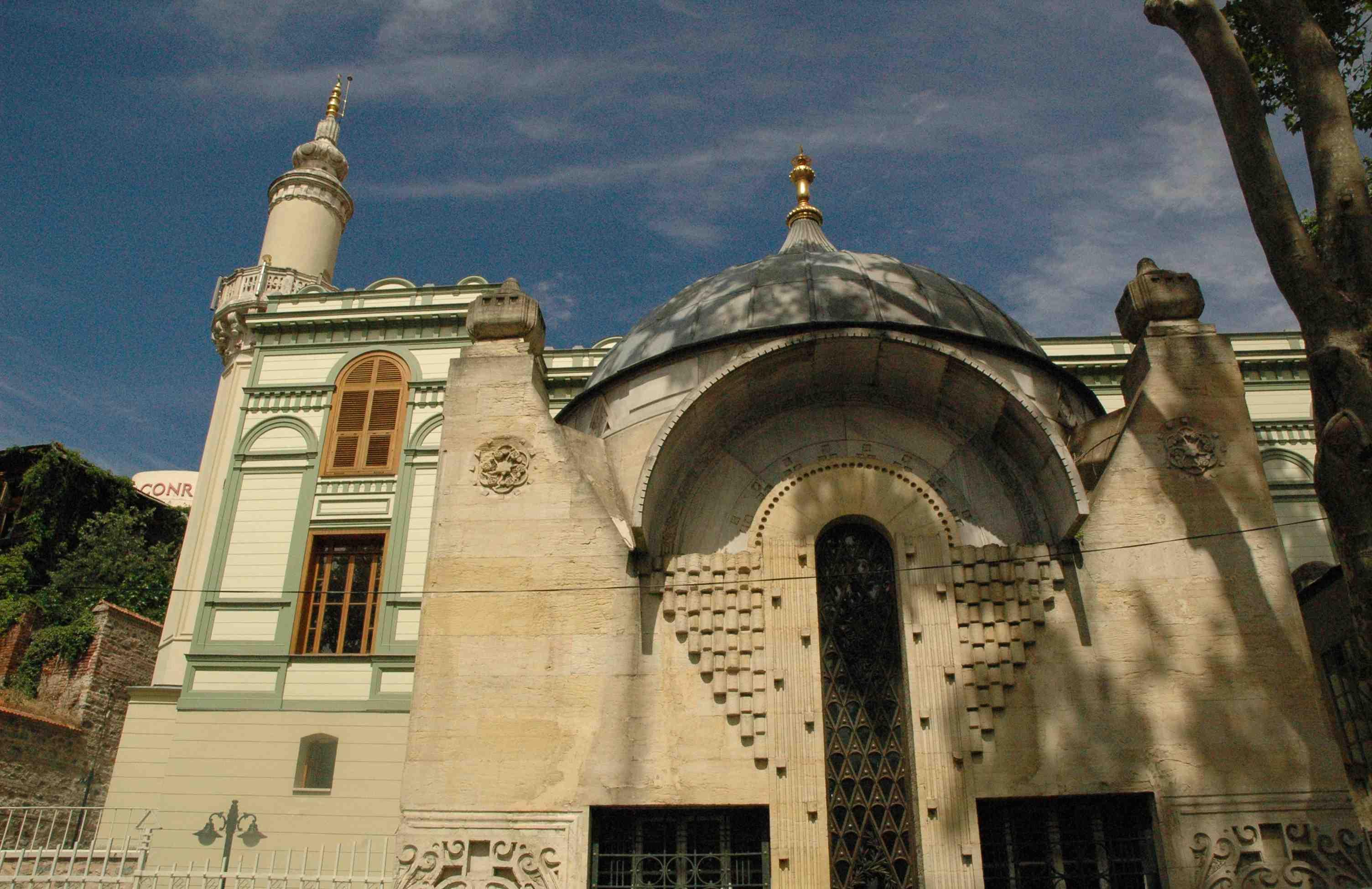 sheikh zafir complex